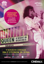 Queen: A Night in Bohemia zdarma online